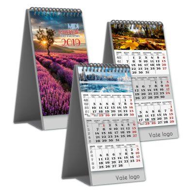 Krásná příroda – MS1B-KP stojánkový kalendář