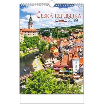 Česká republika (nástěnný kalendář) – BNK0