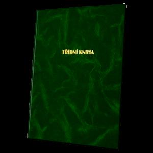 Pevné desky – zelená
