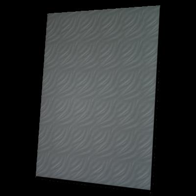 složka Standard – potištěná šedá – vzor vlna