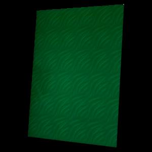 složka Standard – potištěná zelená – vzor vlna
