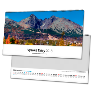 Kalendář NTS (výroba z dat klienta)