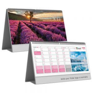 Kalendář STV3C měsíční (výroba z dat klienta)