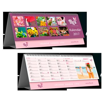 Kalendář STV3B měsíční (výroba z dat klienta)