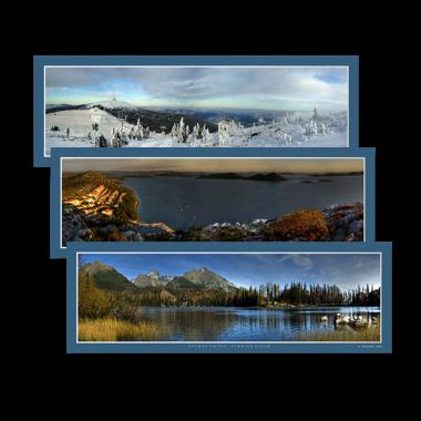Panoramatické obrazy