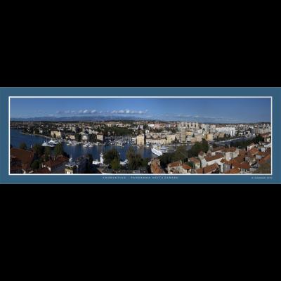 04 – Chorvatsko – Panorama města Zadaru