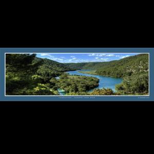 """05 – Chorvatsko – Národní park """"Krka"""""""