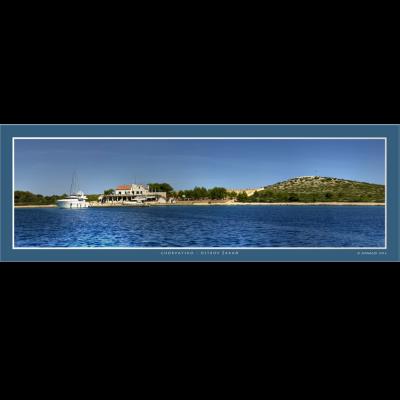 10 – Chorvatsko – Ostrov Žakaň