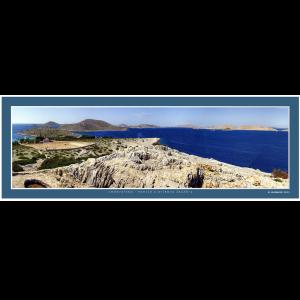 15 – Chorvatsko – Pohled z ostrova Žakaň – 2