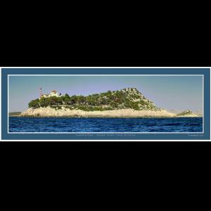 17 – Chorvatsko – Maják Tajer – Vela Sestrica