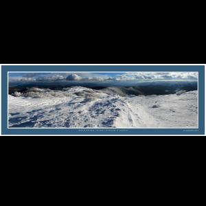 20 – Malá Fatra – Zimní výhled z Kľaku