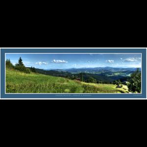25 – Slezské Beskydy – Pohled z Bahence