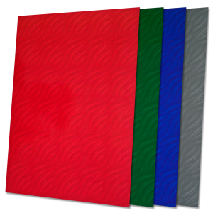složka Standard – barevná s klopou a možností etikety a termoražby