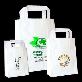 Papírové ekologické tašky