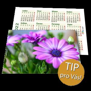 ZELENÝ PROGRAM – Kalendářík BYLINKOVÝ – od 1 ks